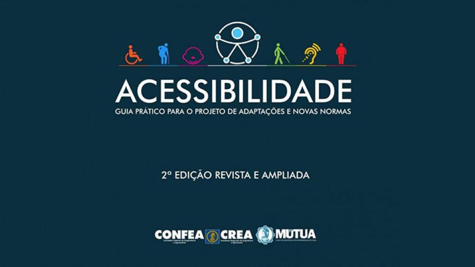 2ª Edição da Cartilha de Acessibilidade é lançada pelo Sistema Confea/Crea
