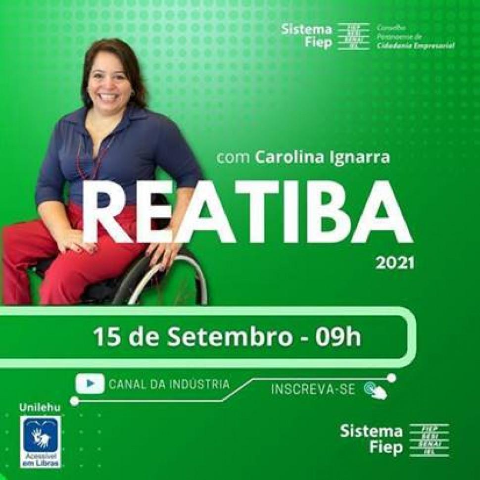 14ª edição do Reatiba vem aí!