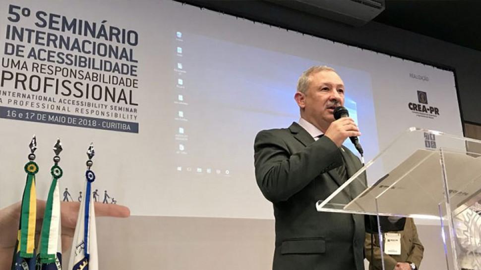 Experiências de Portugal, Argentina e Brasil marcaram o 5º Seminário Internacional de Acessibilidade
